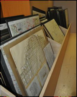 WBTSA Paper maps store